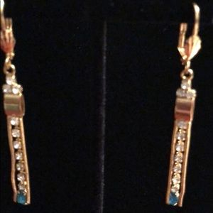 Jewelry - 14 kt Gold plated Earrings
